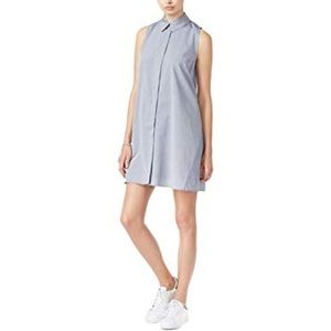 RACHEL Rachel Roy Chambray Shirt Dress